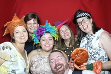 Jess and Nate - Photo Booth Hire