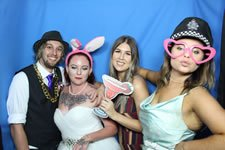 Krystal and Tom - Photo Booth Hire