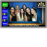 Live Preview Screen - Photo Booth Hire