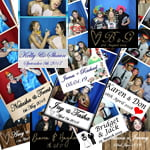 Photo Strip Personalised - Photo Booth Hire