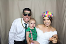 Wedding Photo Booth Hire Ben & Morvan 20-11-2020