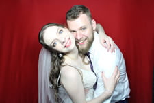 Danielle and Hamish - Rustic Photo Booth Hire - Sandstone Point Hotel