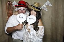 Caitlin and Kurt Wedding DJ and Photo Booth