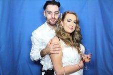 Ellen and Kerrod Wedding Photo Booth Currumbin RSL 10-04-2021