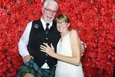 Jules and Keith Wedding Photo Booth Headland Golf Club