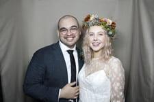 Rhiain and Chris Wedding Photo Booth