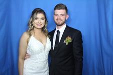 Sarah and Damian Twin Waters Weddings Photo Booth