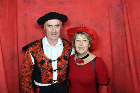 Fancy Dress Party - Photo Booth Hire