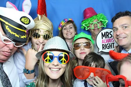 All In! - Photo Booth Hire