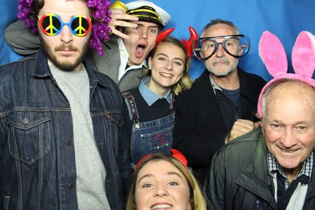 The Fam! - Photo Booth Hire