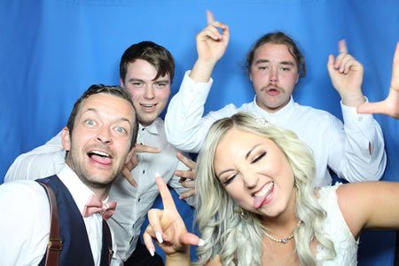 Crazy night - Photo Booth Hire