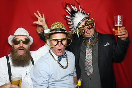 Wasn't us - Photo Booth Hire