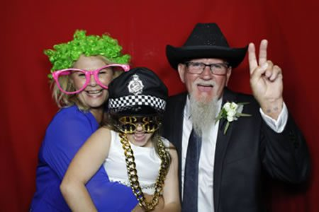 Fun for all. - Photo Booth Hire