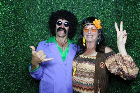 Hippy Time - Photo Booth Hire