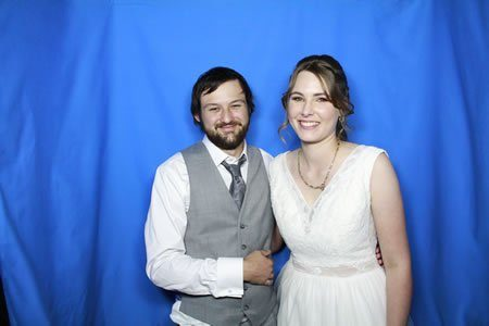 Just the two of us. - Photo Booth Hire