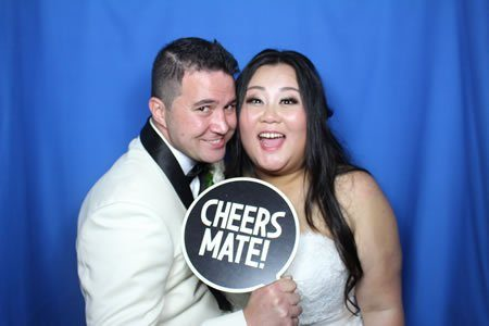 Best day ever - Thanks! - Photo Booth Hire