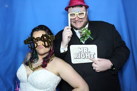Mr Right - Photo Booth Hire