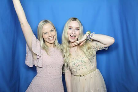 Fun for the Girls - Photo Booth Hire